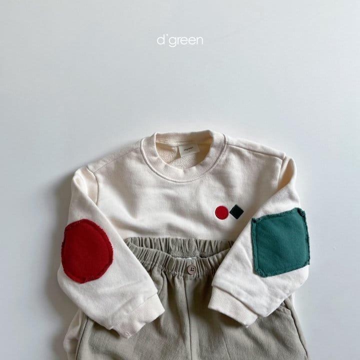 DIGREEN - Korean Children Fashion - #Kfashion4kids - Mongle Sweatshirt - 12