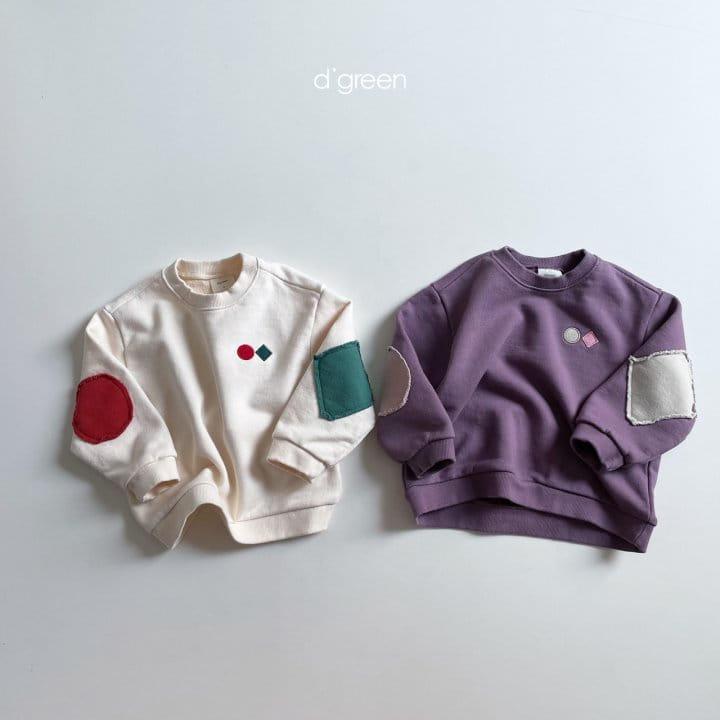 DIGREEN - Korean Children Fashion - #Kfashion4kids - Mongle Sweatshirt - 3
