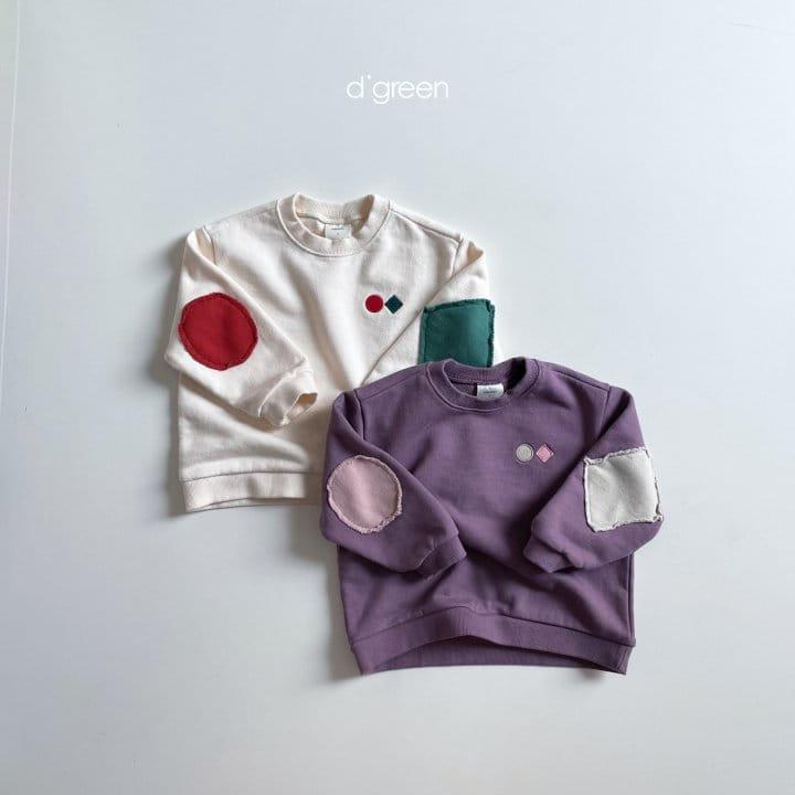 DIGREEN - Korean Children Fashion - #Kfashion4kids - Mongle Sweatshirt - 4