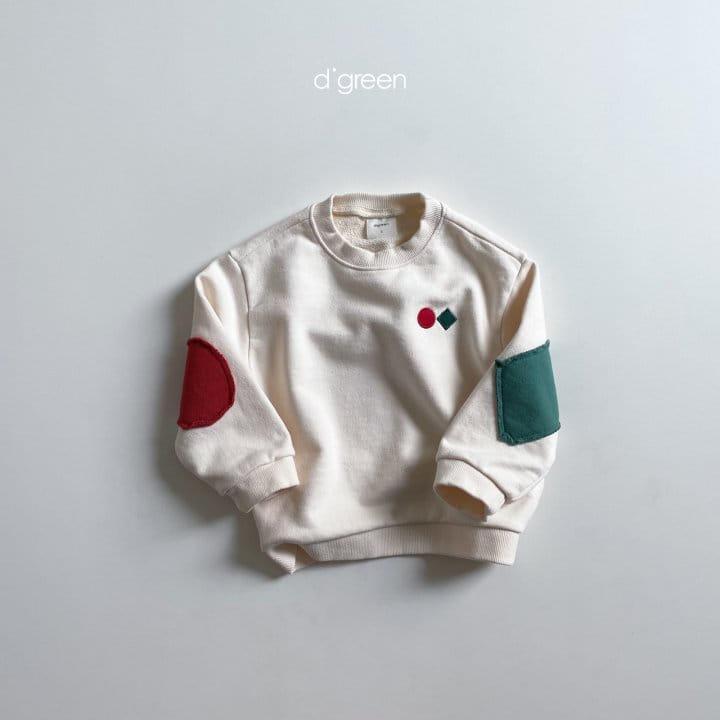 DIGREEN - Korean Children Fashion - #Kfashion4kids - Mongle Sweatshirt - 5