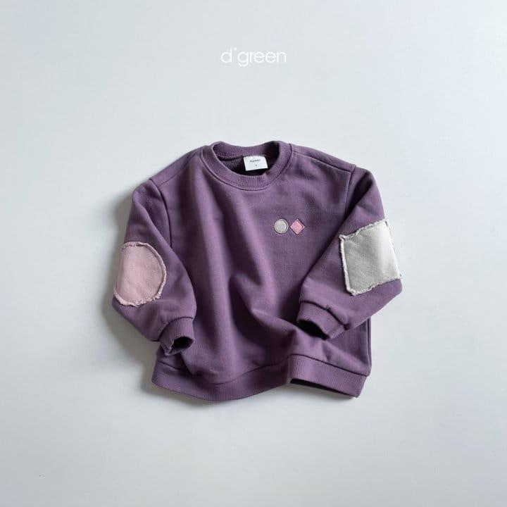 DIGREEN - Korean Children Fashion - #Kfashion4kids - Mongle Sweatshirt - 6