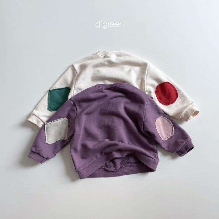 DIGREEN - Korean Children Fashion - #Kfashion4kids - Mongle Sweatshirt - 7