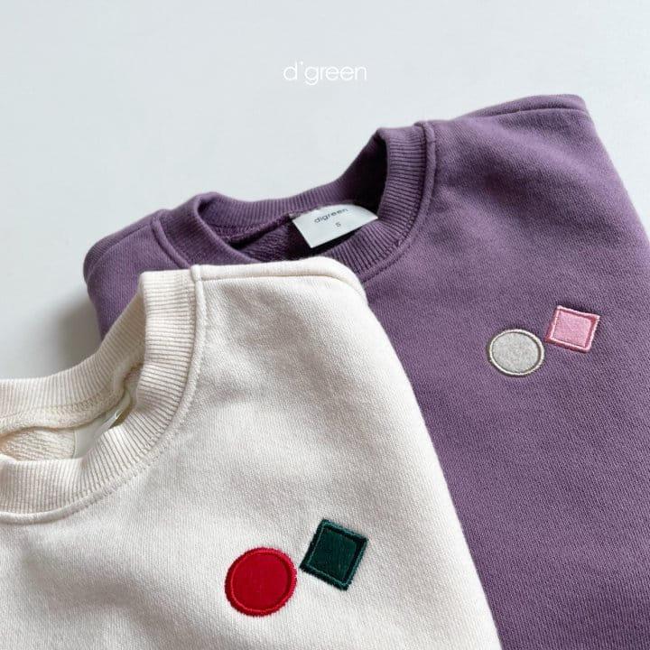 DIGREEN - Korean Children Fashion - #Kfashion4kids - Mongle Sweatshirt - 8