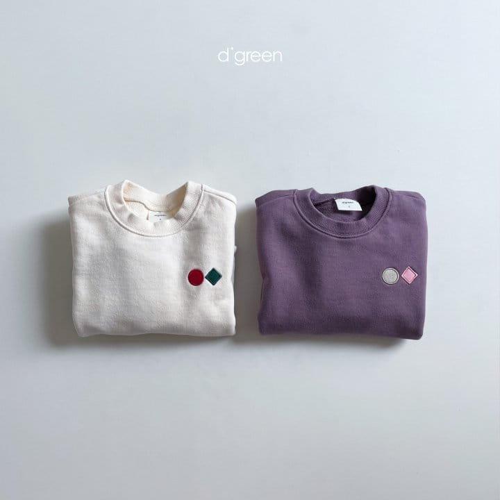 DIGREEN - Korean Children Fashion - #Kfashion4kids - Mongle Sweatshirt - 9