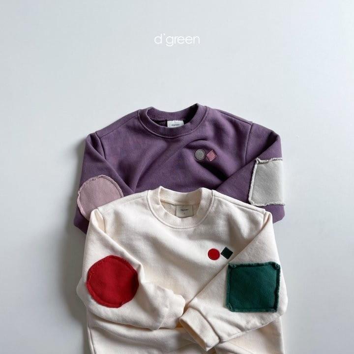 DIGREEN - BRAND - Korean Children Fashion - #Kfashion4kids - Mongle Sweatshirt