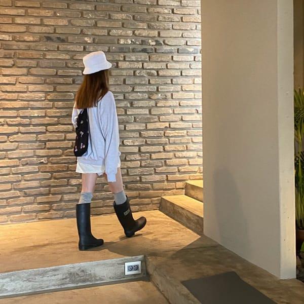JEJEUNOSITY - Korean Children Fashion - #Kfashion4kids - Over Knee Socks - 10