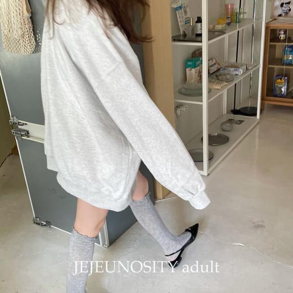 JEJEUNOSITY - Korean Children Fashion - #Kfashion4kids - Over Knee Socks - 3