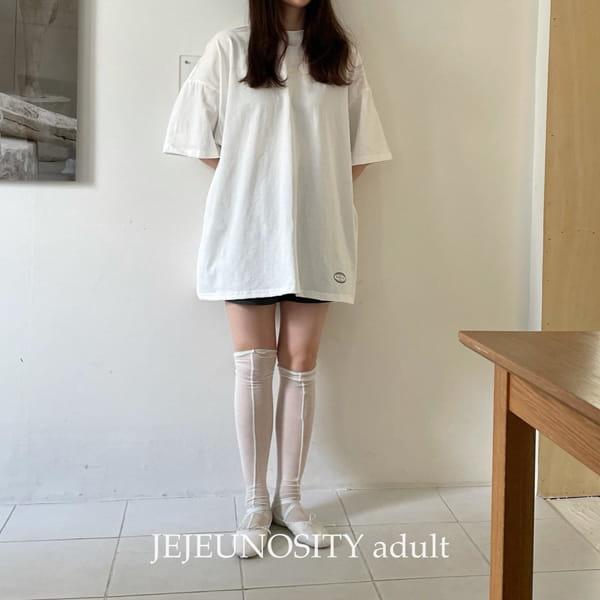 JEJEUNOSITY - Korean Children Fashion - #Kfashion4kids - Over Knee Socks - 5