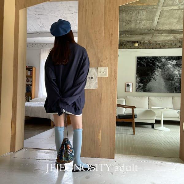JEJEUNOSITY - Korean Children Fashion - #Kfashion4kids - Over Knee Socks - 6