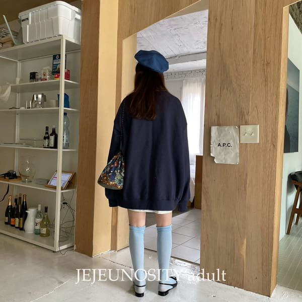 JEJEUNOSITY - Korean Children Fashion - #Kfashion4kids - Over Knee Socks - 7