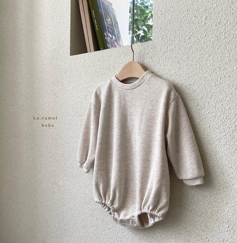 LA CAMEL - Korean Children Fashion - #Kfashion4kids - Vera Romper - 4