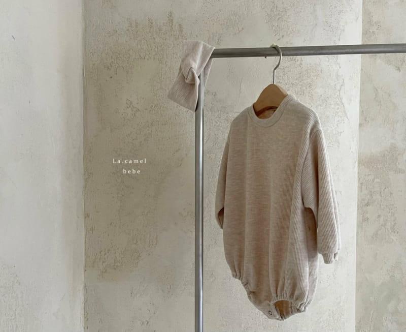 LA CAMEL - Korean Children Fashion - #Kfashion4kids - Vera Romper - 7
