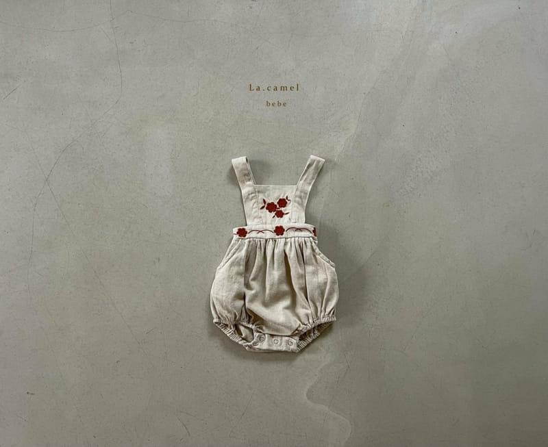 LA CAMEL - Korean Children Fashion - #Kfashion4kids - Ivy Bodysuit - 2
