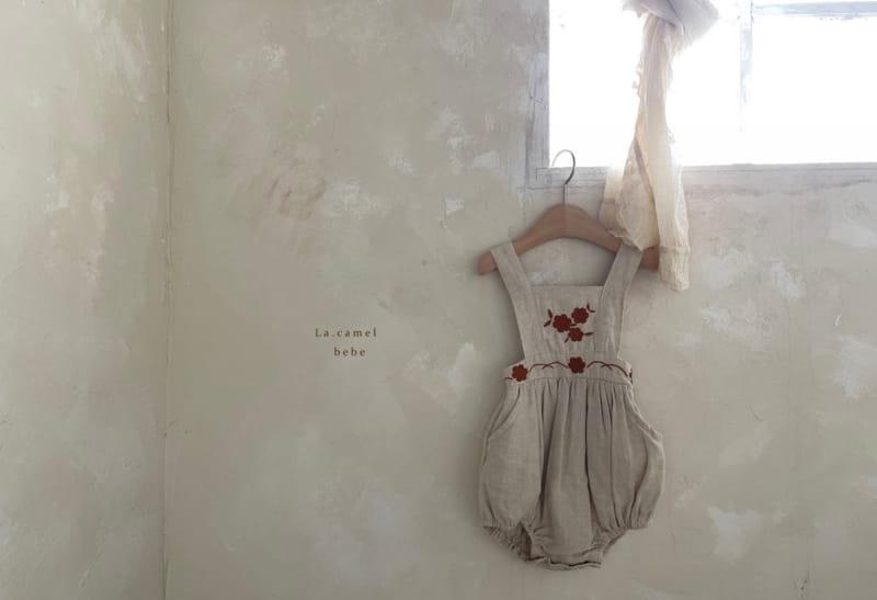 LA CAMEL - Korean Children Fashion - #Kfashion4kids - Ivy Bodysuit - 4