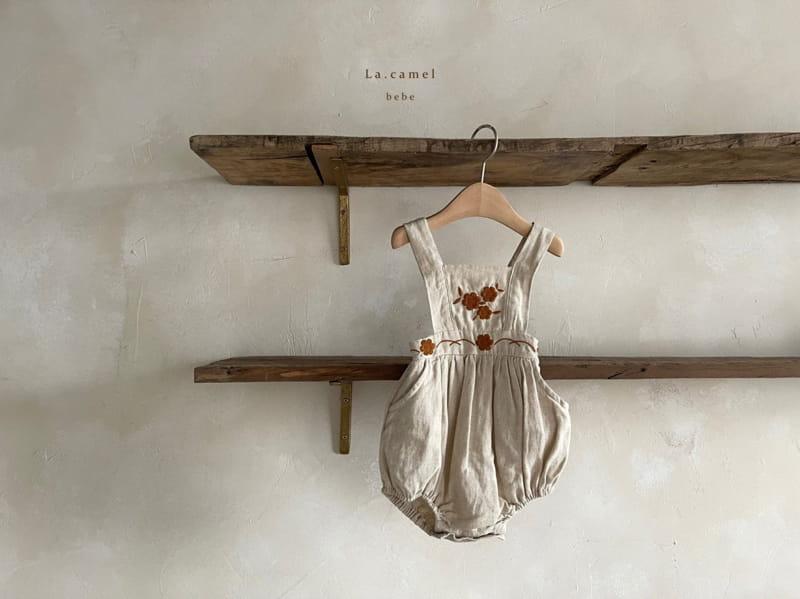 LA CAMEL - Korean Children Fashion - #Kfashion4kids - Ivy Bodysuit - 5