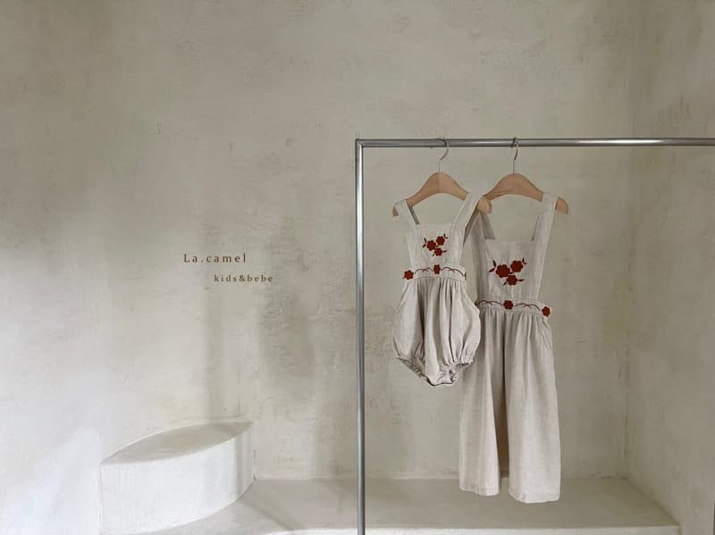 LA CAMEL - Korean Children Fashion - #Kfashion4kids - Ivy Bodysuit - 6