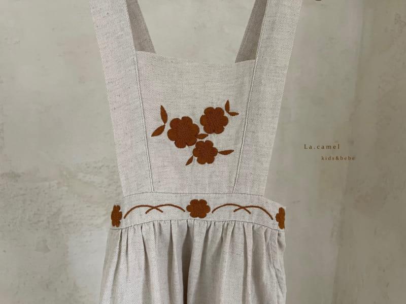 LA CAMEL - Korean Children Fashion - #Kfashion4kids - Ivy Bodysuit - 7