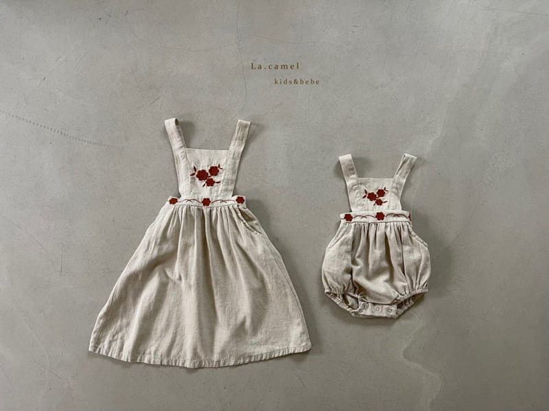 LA CAMEL - Korean Children Fashion - #Kfashion4kids - Ivy Bodysuit - 8
