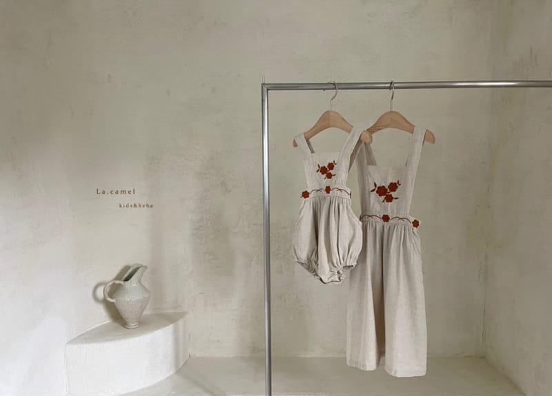 LA CAMEL - Korean Children Fashion - #Kfashion4kids - Ivy Bodysuit - 9