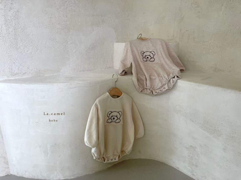 LA CAMEL - Korean Children Fashion - #Kfashion4kids - Toto Romper - 10