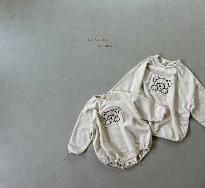 LA CAMEL - Korean Children Fashion - #Kfashion4kids - Toto Romper - 11