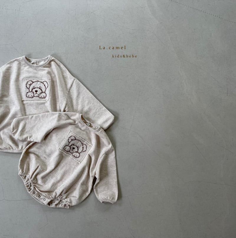 LA CAMEL - Korean Children Fashion - #Kfashion4kids - Toto Romper - 12