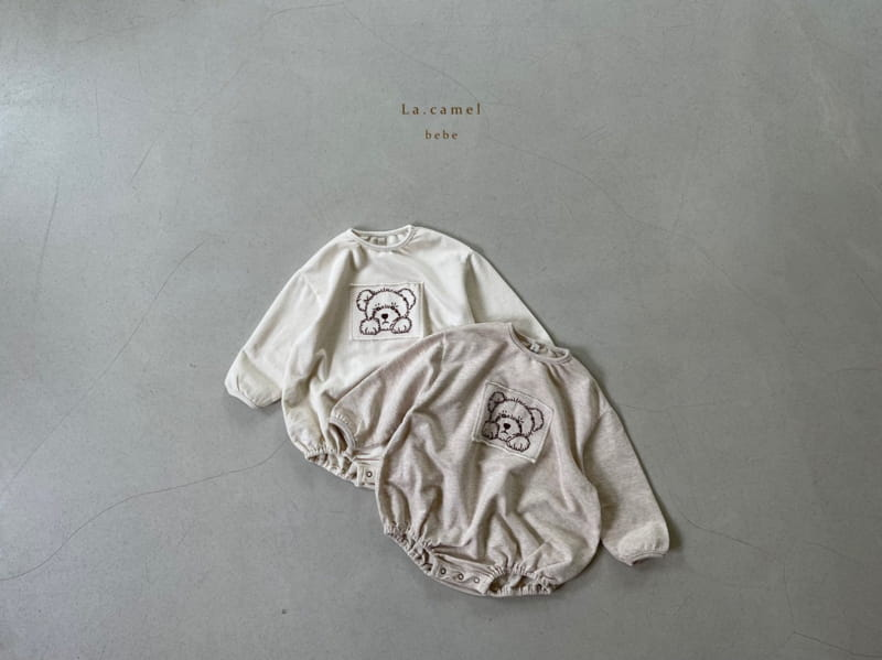 LA CAMEL - Korean Children Fashion - #Kfashion4kids - Toto Romper - 3