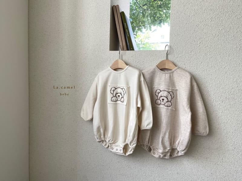 LA CAMEL - Korean Children Fashion - #Kfashion4kids - Toto Romper - 4