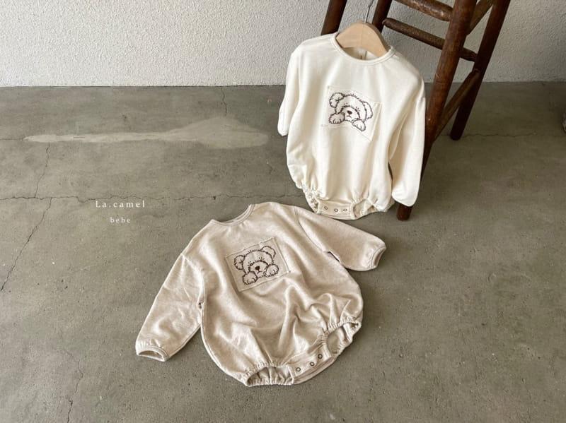LA CAMEL - Korean Children Fashion - #Kfashion4kids - Toto Romper - 5
