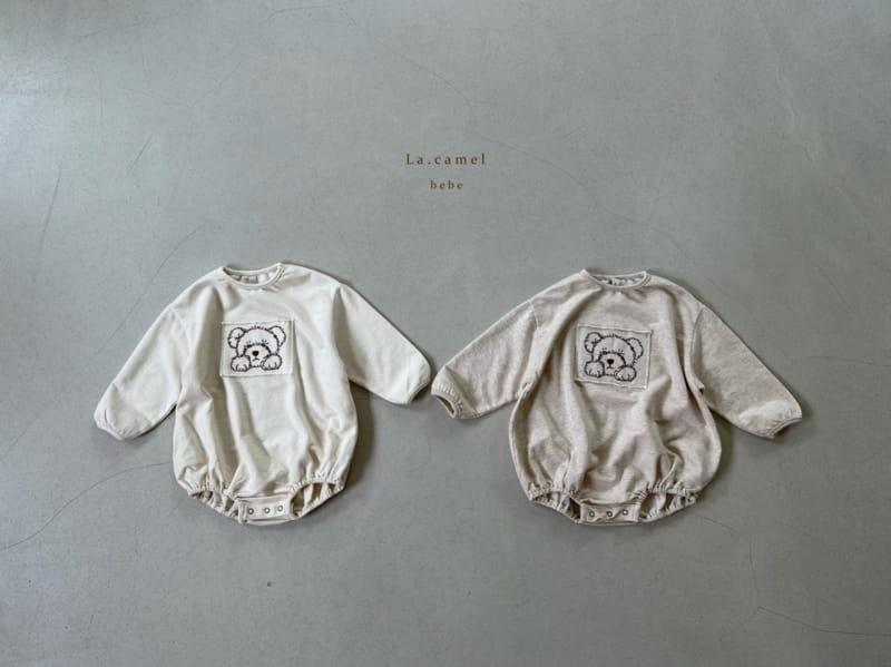 LA CAMEL - Korean Children Fashion - #Kfashion4kids - Toto Romper - 6