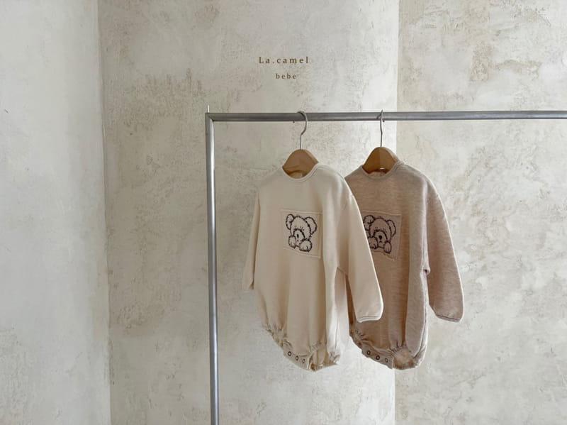 LA CAMEL - Korean Children Fashion - #Kfashion4kids - Toto Romper - 9