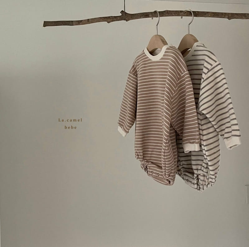LA CAMEL - Korean Children Fashion - #Kfashion4kids - Muffin Romper - 11
