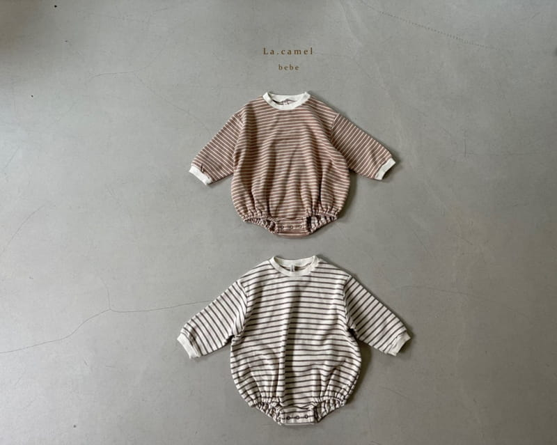 LA CAMEL - Korean Children Fashion - #Kfashion4kids - Muffin Romper - 3