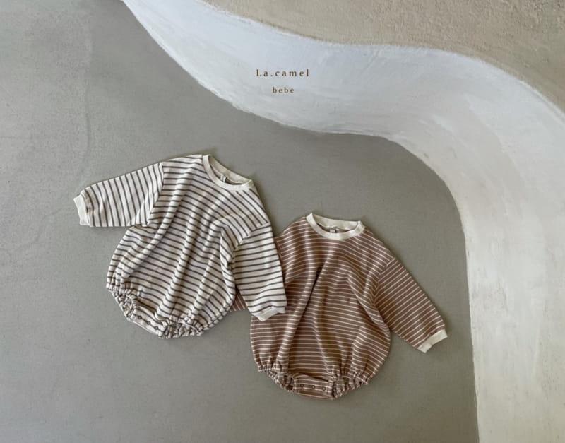 LA CAMEL - Korean Children Fashion - #Kfashion4kids - Muffin Romper - 4