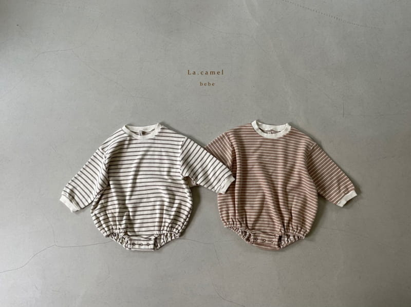 LA CAMEL - Korean Children Fashion - #Kfashion4kids - Muffin Romper - 7