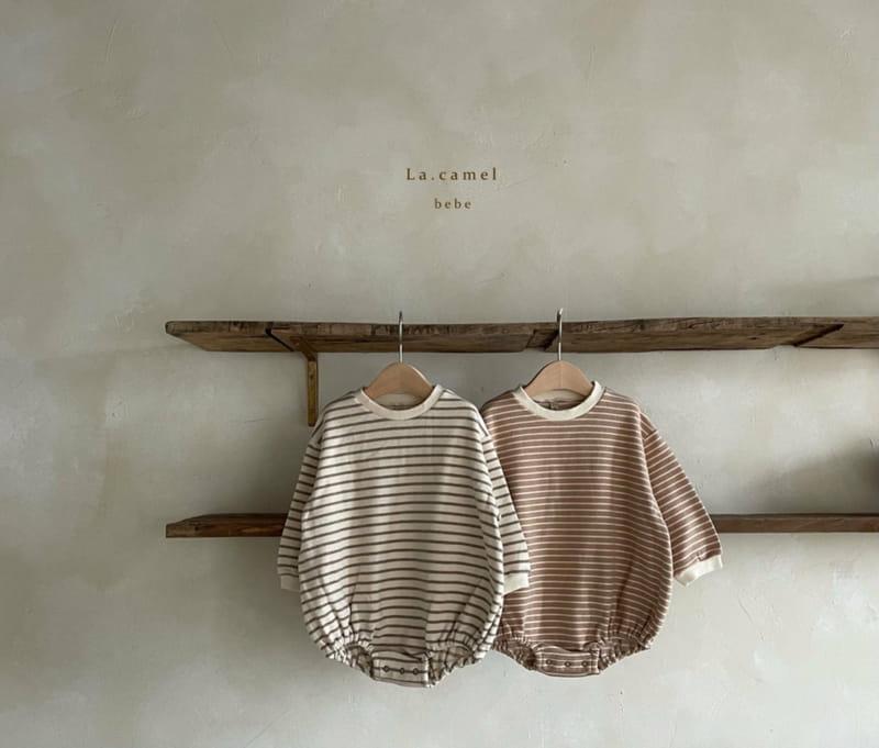 LA CAMEL - Korean Children Fashion - #Kfashion4kids - Muffin Romper - 9