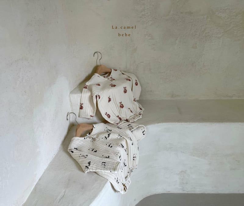 LA CAMEL - Korean Children Fashion - #Kfashion4kids - Cozy Romper - 11