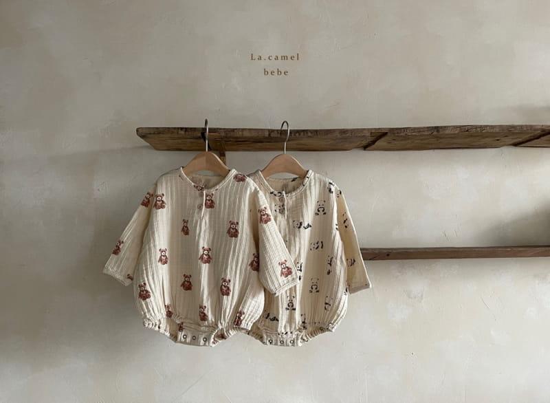 LA CAMEL - Korean Children Fashion - #Kfashion4kids - Cozy Romper - 9