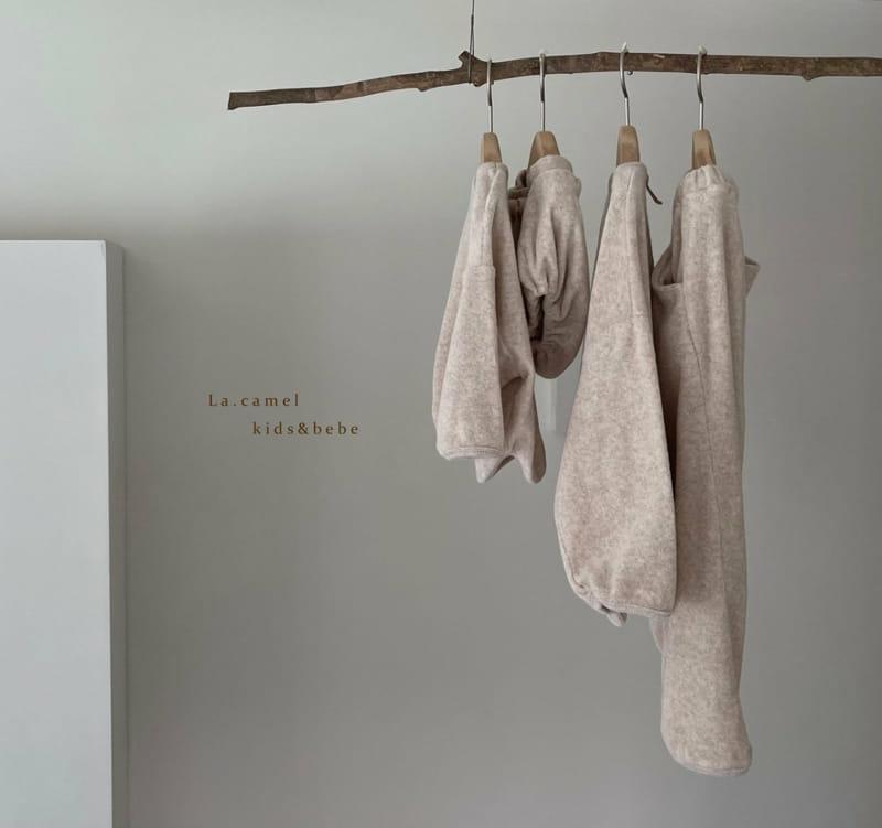 LA CAMEL - Korean Children Fashion - #Kfashion4kids - Terry Towel Romper - 10