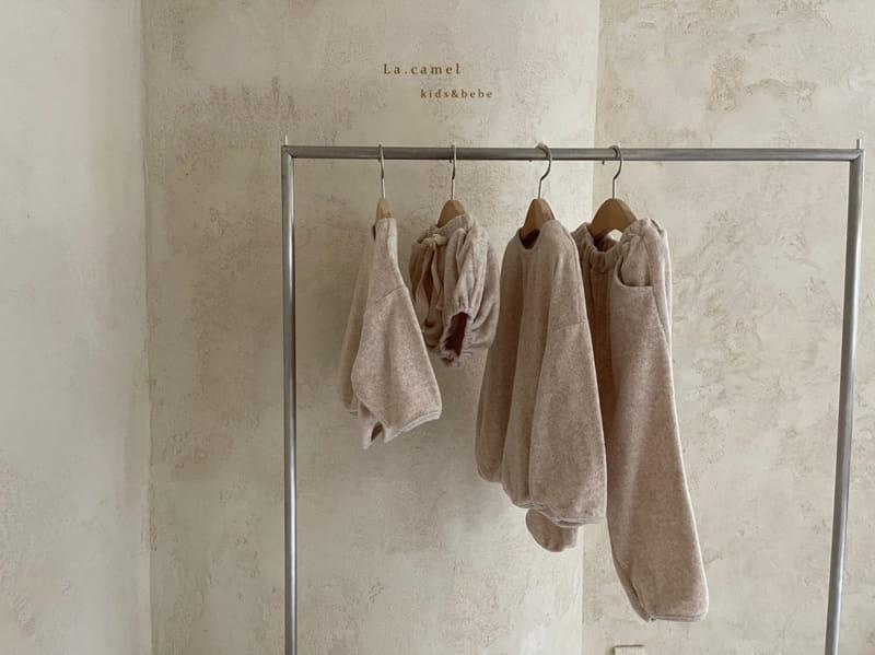 LA CAMEL - Korean Children Fashion - #Kfashion4kids - Terry Towel Romper - 11