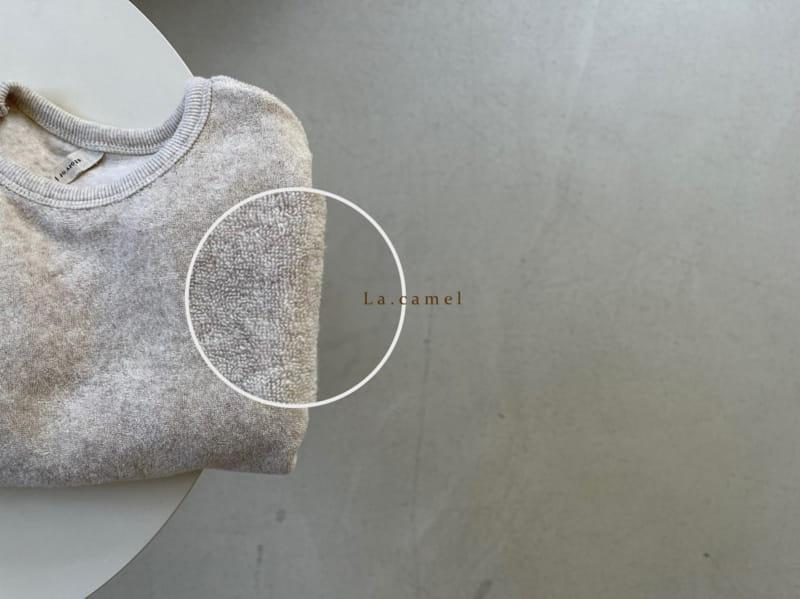 LA CAMEL - Korean Children Fashion - #Kfashion4kids - Terry Towel Romper - 8