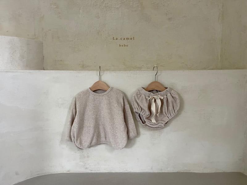 LA CAMEL - Korean Children Fashion - #Kfashion4kids - Terry Towel Romper - 9