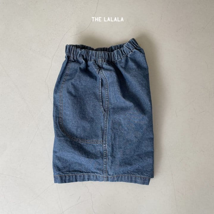 THE LALALA - Korean Children Fashion - #Kfashion4kids - Short & Long Pants Set - 7