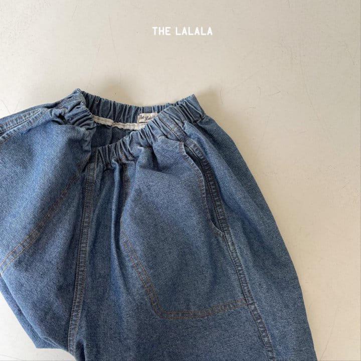 THE LALALA - Korean Children Fashion - #Kfashion4kids - Short & Long Pants Set - 8