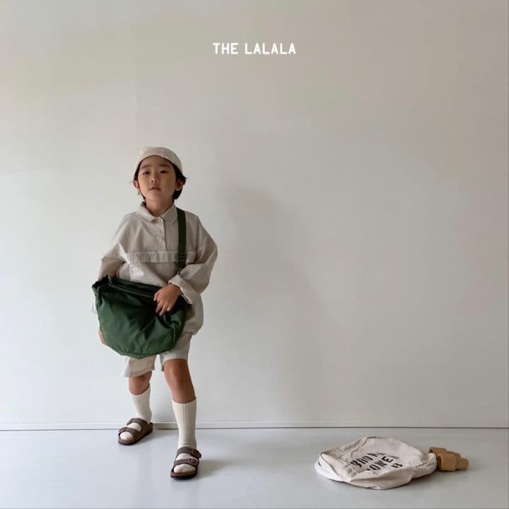 THE LALALA - Korean Children Fashion - #Kfashion4kids - Anorak Shorts Set - 12
