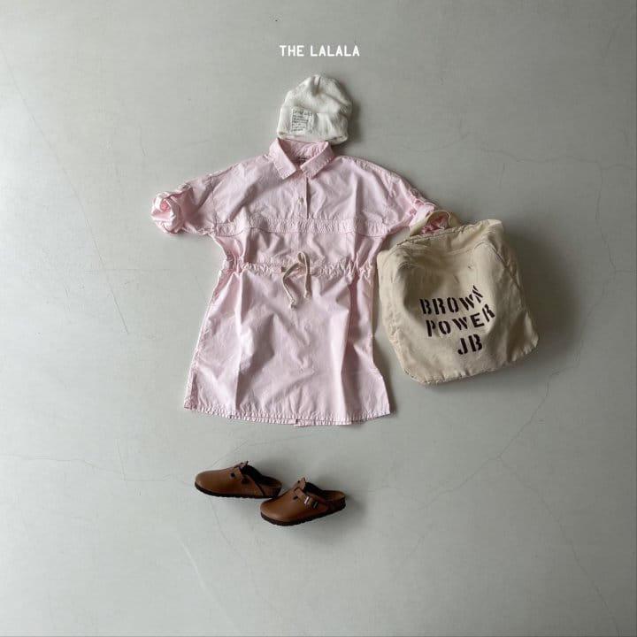 THE LALALA - Korean Children Fashion - #Kfashion4kids - Anorak One-piece - 10