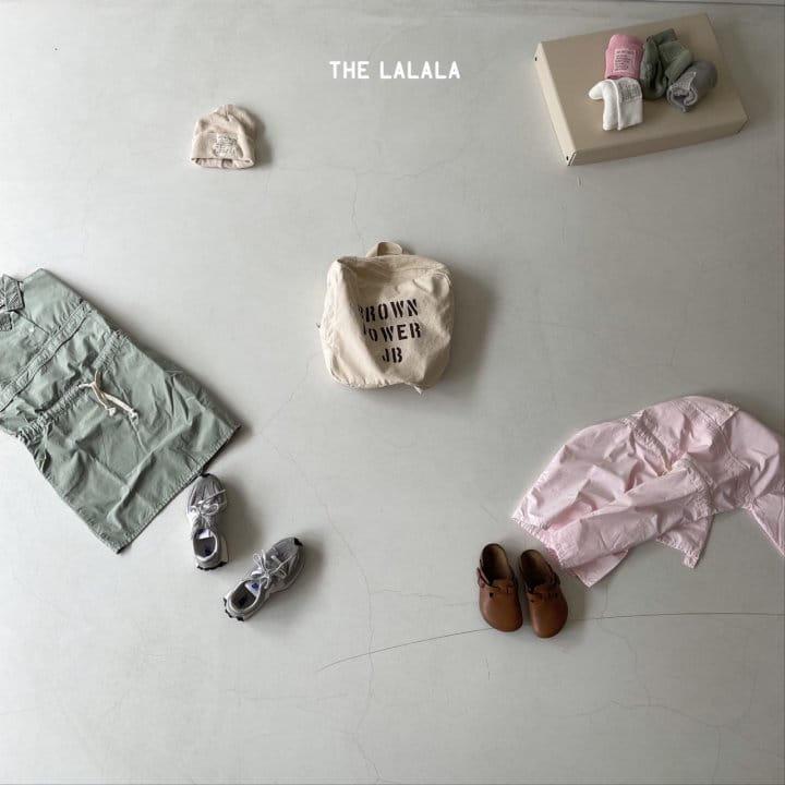 THE LALALA - Korean Children Fashion - #Kfashion4kids - Anorak One-piece - 12