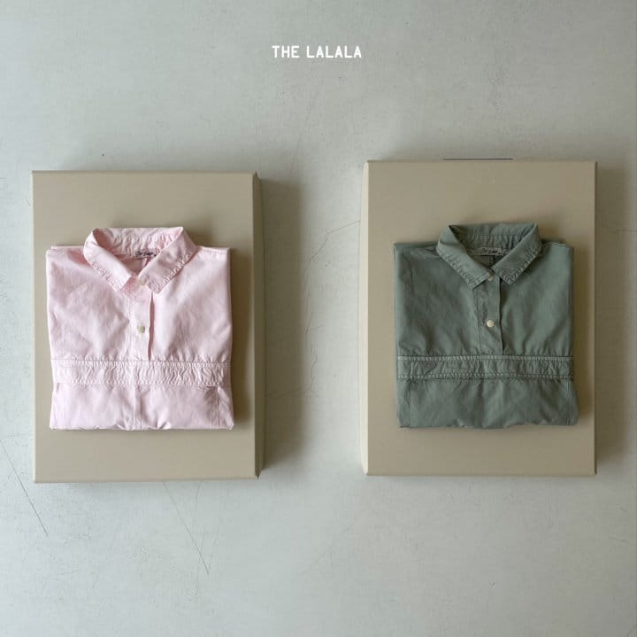 THE LALALA - Korean Children Fashion - #Kfashion4kids - Anorak One-piece - 9