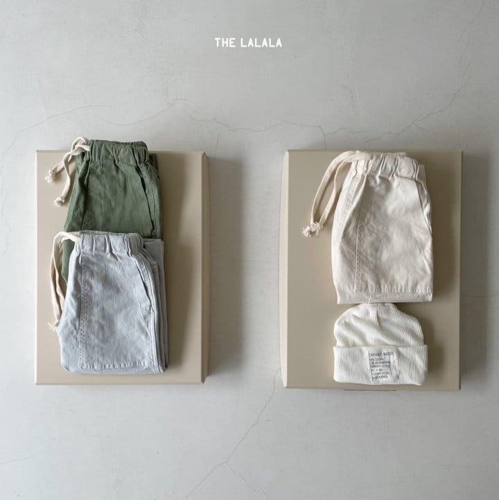 THE LALALA - Korean Children Fashion - #Kfashion4kids - Toms Pants - 12