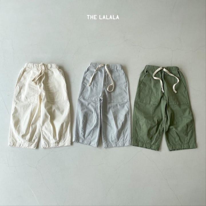 THE LALALA - Korean Children Fashion - #Kfashion4kids - Toms Pants - 3